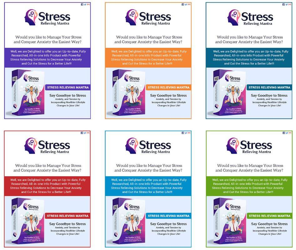 Stress Relieving Mantra plr review Professional Minisites